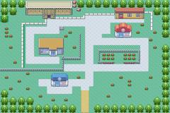 Pokemon Luminous Yellow Screenshot