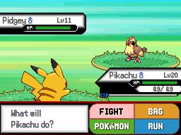 Pokemon Luxium Screenshot