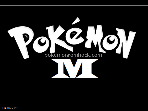 Pokemon M RMXP Hacks