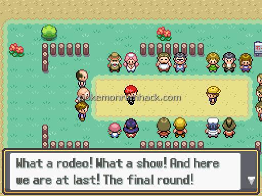 Pokemon M Screenshot
