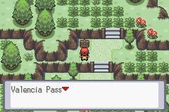 Pokemon: Mahogany Version Screenshot