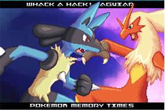 Pokemon Memory Times GBA ROM Hacks