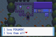 Pokemon: Mind Crystal GBA ROM Hacks