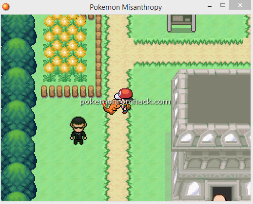 Pokemon Misanthropy RMXP Hacks