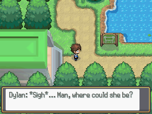 Pokemon Moonlit Skies Screenshot