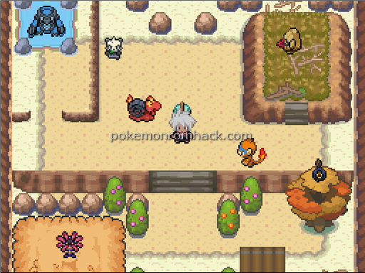 Pokemon Mundo Perdido (Lost World) RMXP Hacks