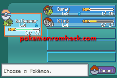 Pokemon Mutatipo Screenshot
