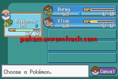 Pokemon Mutatipo GBA ROM Hacks