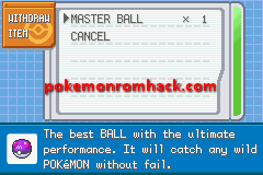 Pokemon Mutatipo GBA ROM Hacks