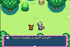 Pokemon Mystery Dungeon Legend Of The Psychics Screenshot