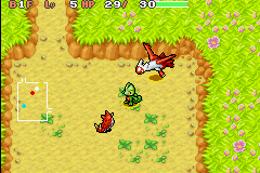 Pokemon Mystery Dungeon Legend Of The Psychics GBA ROM Hacks