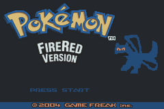 Pokemon Navyblue GBA ROM Hacks