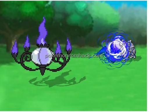 Pokemon Nebulous Version RMXP Hacks