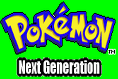 Pokemon Next Generation GBA ROM Hacks