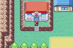 Pokemon Nostalgic Red GBA ROM Hacks