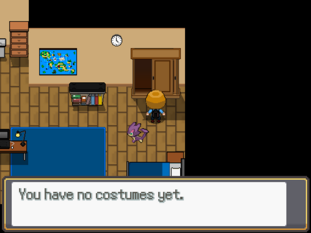 Pokemon Ominous Screenshot
