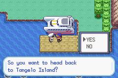 Pokemon Orange Flame Screenshot
