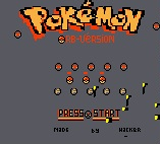 Pokemon Orb GBC ROM Hacks