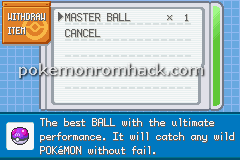 Pokemon Overlord Takeover Version GBA ROM Hacks