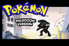 Pokemon Paleozoic Version GBA ROM Hacks