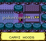 Pokemon Paradise Green GBC ROM Hacks