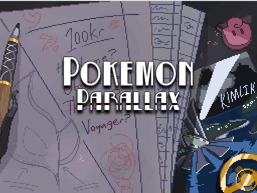 Pokemon Parallax RMXP Hacks