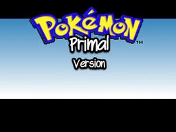 Pokemon Primal RMXP Hacks