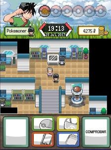 Pokemon Primal Silex Screenshot
