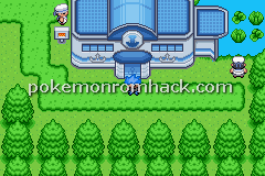 Pokemon PurpleRose GBA ROM Hacks