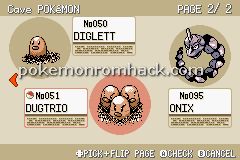 Pokemon Quest Version GBA ROM Hacks