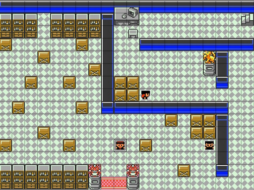 Pokemon Raygeki Screenshot