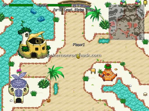 Pokemon Realms of Mystery RMXP Hacks