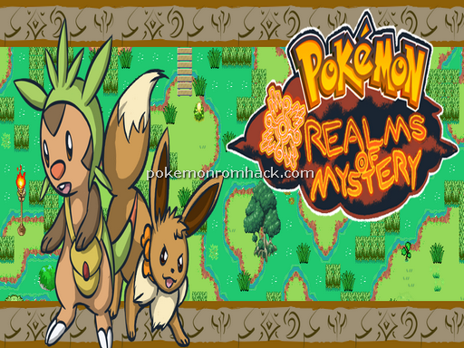 Pokemon Realms of Mystery RMXP Hacks