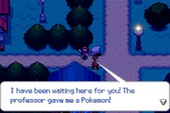 Pokemon Reckoning Version Screenshot