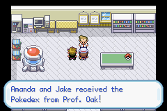 Pokemon RedChal Screenshot