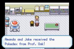 Pokemon RedChal Screenshot