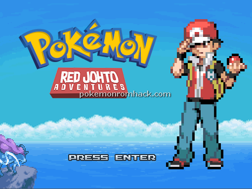 Pokemon Red Johto Adventures RMXP Hacks