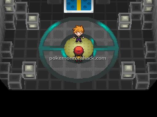 Pokemon Red Johto Adventures RMXP Hacks
