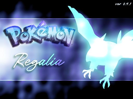 Pokemon Regalia RMXP Hacks