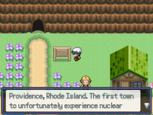 Pokemon Renegade Screenshot