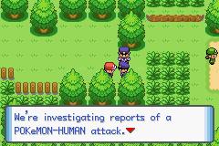 Pokemon Requiem Screenshot