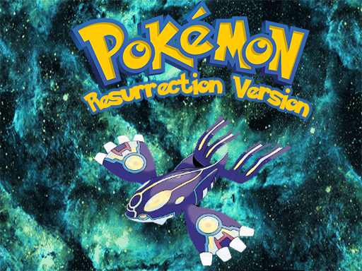 Pokemon Resurrection Redone RMXP Hacks