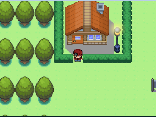 Pokemon Resurrection Redone Screenshot