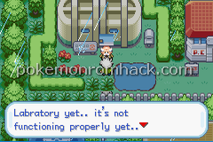 Pokemon Retribution Version GBA ROM Hacks