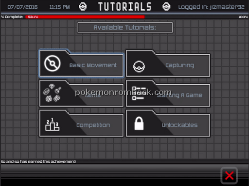 Pokemon Roll Screenshot