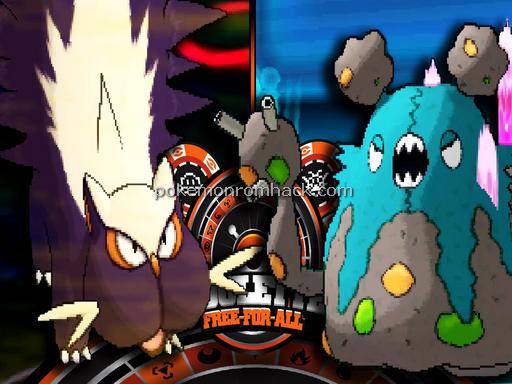 Pokemon Roulette FFA App RMXP Hacks