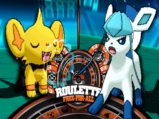 Pokemon Roulette FFA App Screenshot