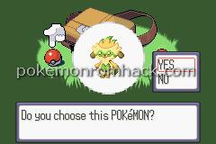 Pokemon Ruby Merodia Screenshot