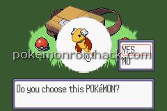 Pokemon Ruby Merodia GBA ROM Hacks