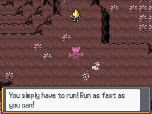 Pokemon Run RMXP Hacks